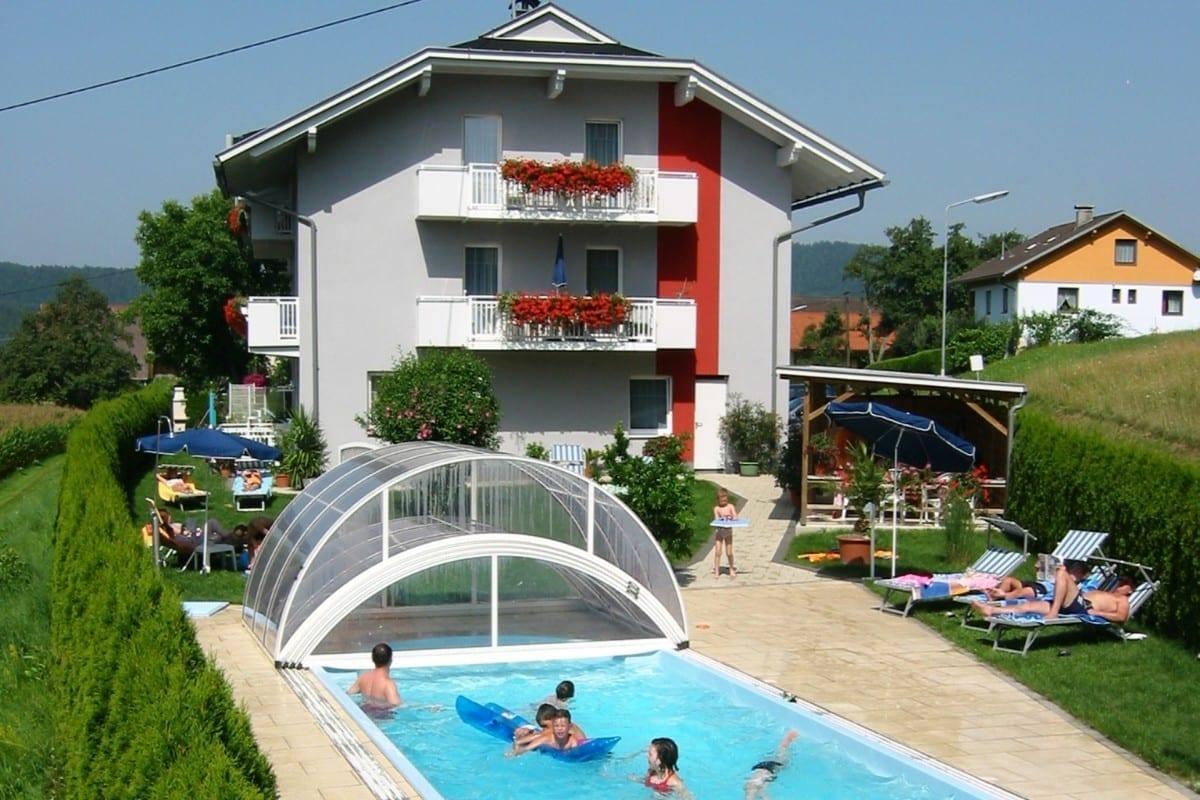 Ferienwohnungen am Turnersee Klopeiner See Jernej Katahrina