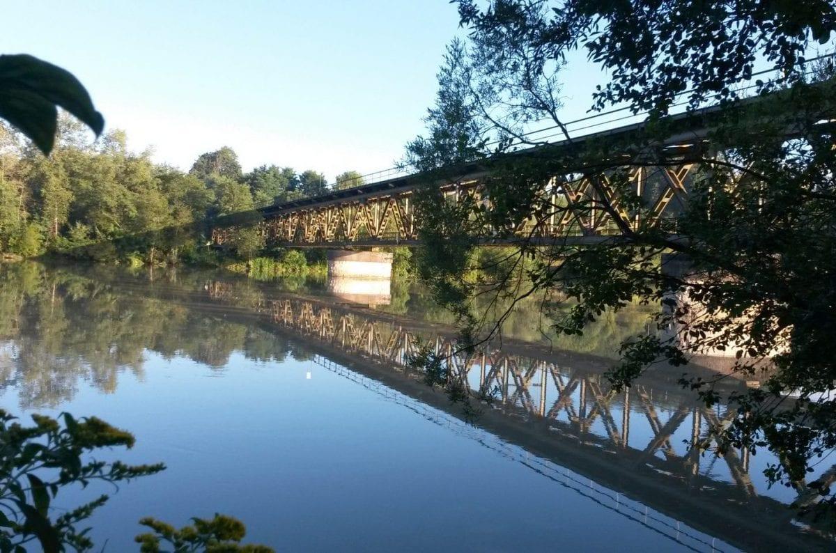 Drau Eisenbahnbrücke