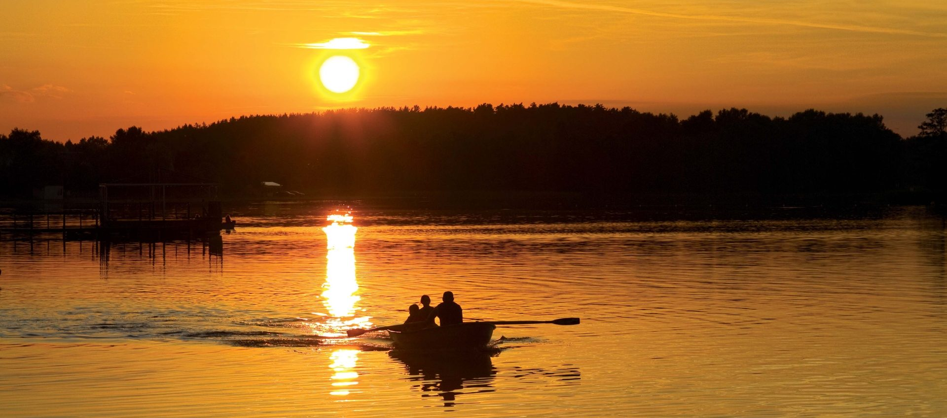 Abendstimmung Klopeiner See © Tourismusregion Klopeiner See - Südkärnten, www.klopeinersee.at