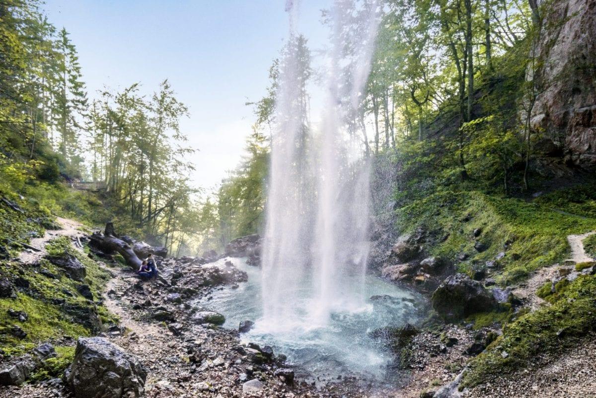 2047_Geschmack der Kindheit - Wildensteiner Wasserfall - © © Kärnten Werbung, Gert Steinthaler