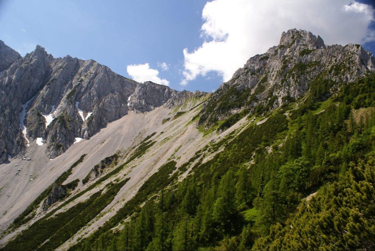 Vom Bodental auf die Klagenfurter Hütte