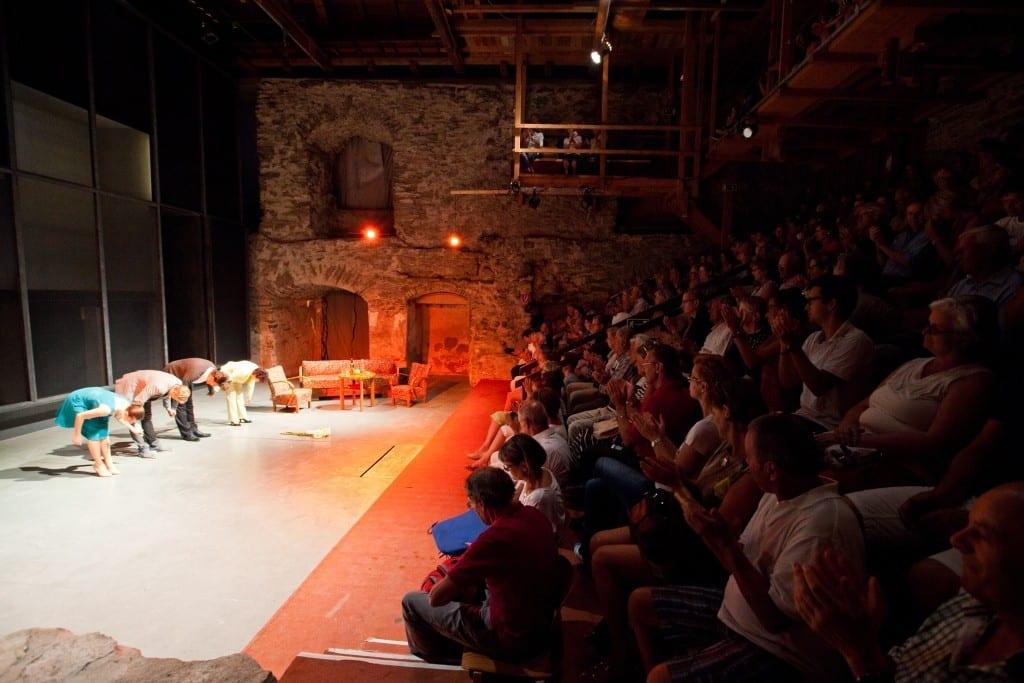 Heunburg Theater © Alexander Settari