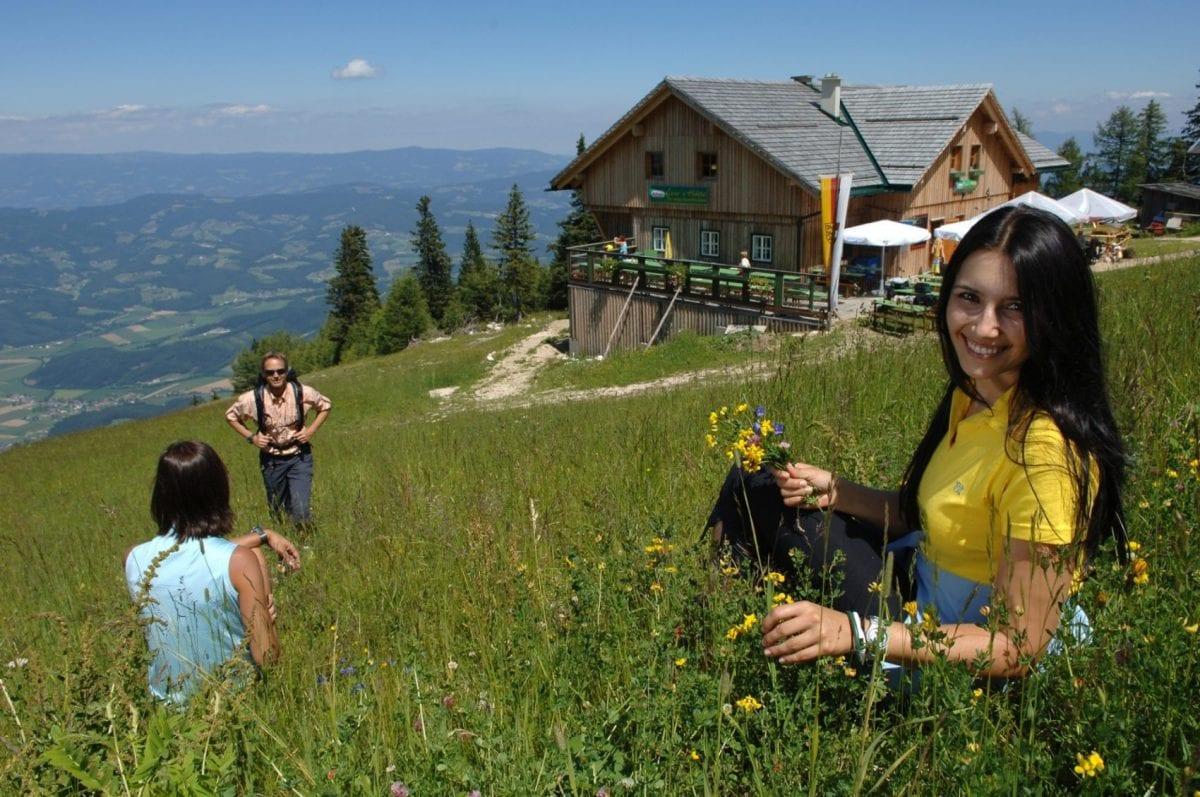 Petzen ©-Tourismusregion-Klopeiner-See-Südkärnten-www.klopeinersee.at