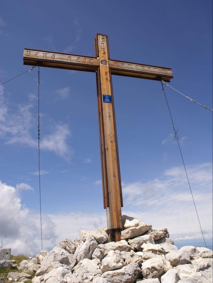 Petzen Gipfel