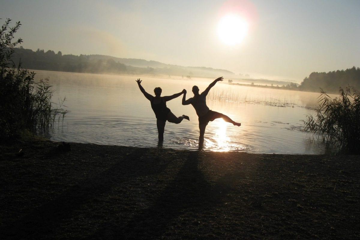Turnersee in der Früh