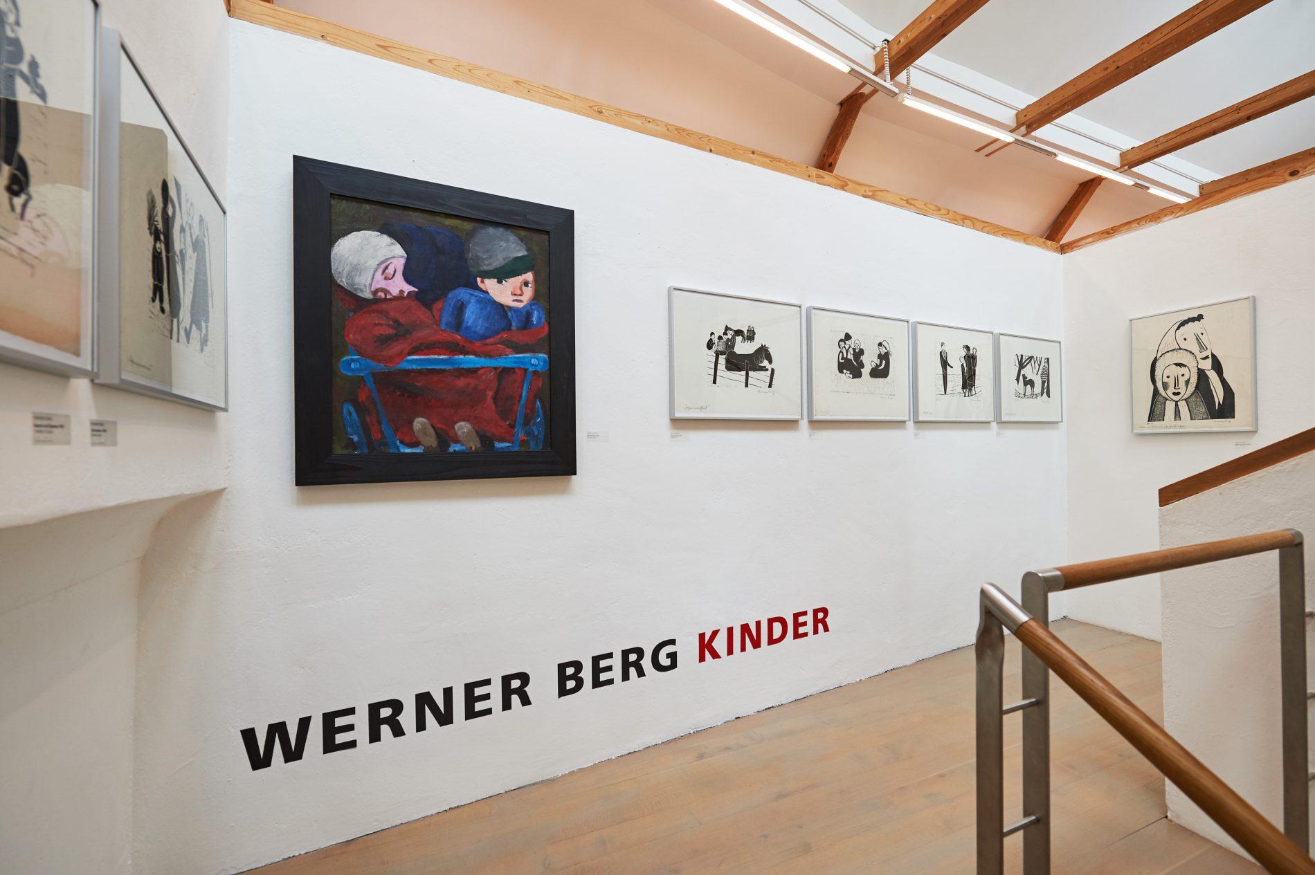 Werner Berg Raumansicht_© www.wernerberg