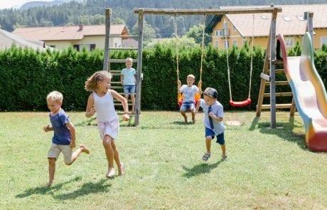 Familienurlaub in Südkärnten Ferienwohungen am Turnersee Katharina Jernej