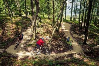 Flow Counrty Trail Petzen © Tourismusregion Klopeiner See - Südkärnten
