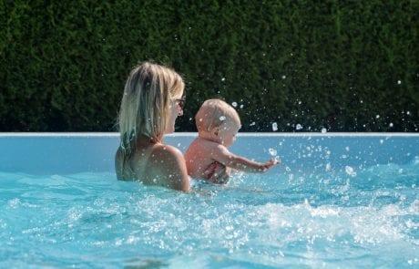 Kinderfreundliche Unterkunft mit Pool am Turnersee Ferienwohnungen Jernej Katharina