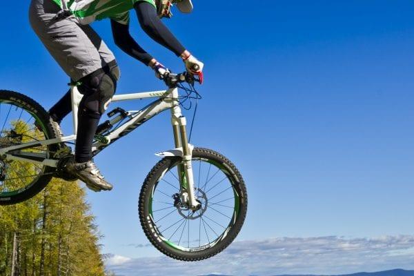 Mountainbike auf der Petzen Flow Country Trail ©FranzGERDL, Tourismusregion Klopeiner See - Südkärnten