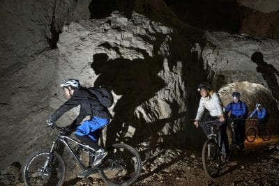 Stollenbiken Tourismusregion Klopeiner See - Südkärnten