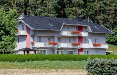 Ferienwohnungen Jernej Katharina Apartmenthaus in der Region Klopeiner See Südkärnten am Turnersee