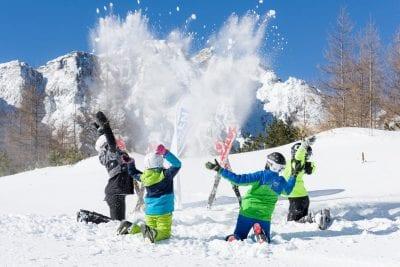 Wintersport auf der Petzen ©Florian Mori-www.petzen.net