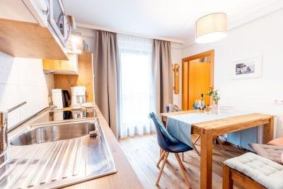 Ferienwohnung-Kleinsee-Apartmenthaus-Jernej-Kartharina-am-Turnersee
