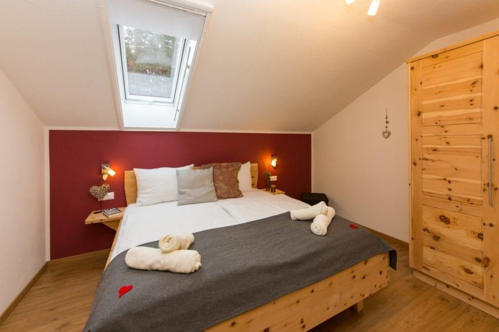 Ferienwohnung Klopeiner See Apartmenthaus Jernej Kartharina am Turnersee Zimmer